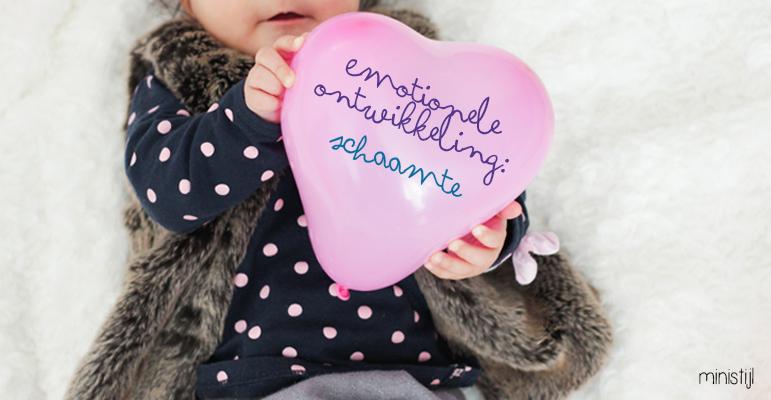 Schaamte | Emotionele ontwikkeling van het kind