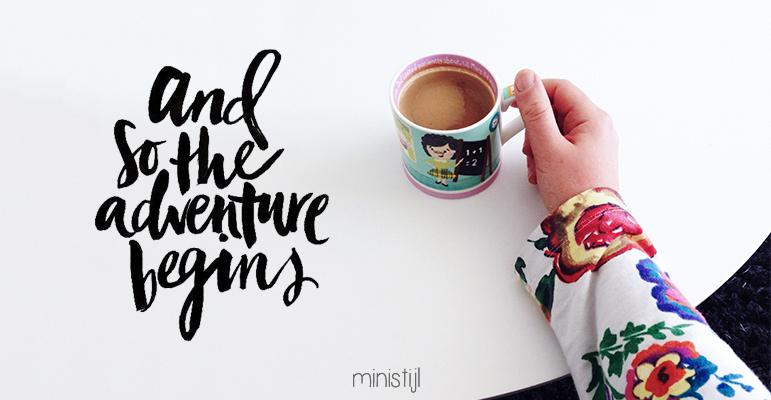Waarom ik (ook) een mama blog begon