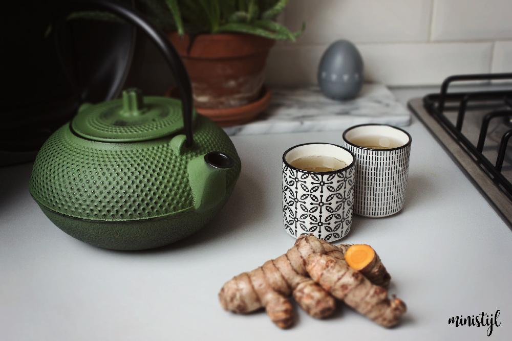De geneeskracht van Kurkuma thee   recept