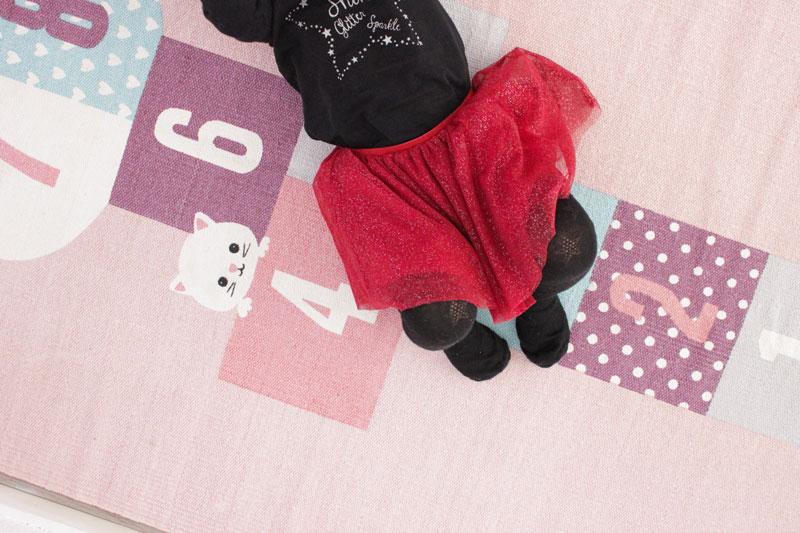 Vloerkleed Kinderkamer Roze : H m home vloerkleed kinderkamer